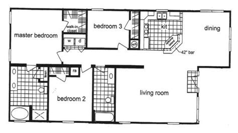 small mobile homes floor plans small modular homes floor plans small cabin floor plans