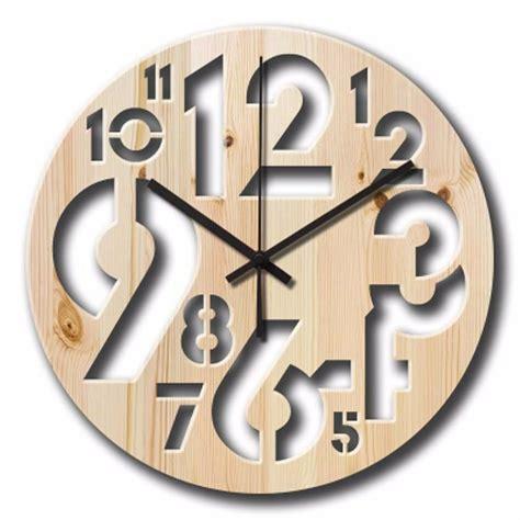 Vintage Wall Clock Jam Dinding jual jam dinding artistik texture kayu handicraft unik