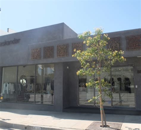 Eskandar And New York by Los Angeles Store Eskandar