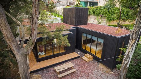Black Cabin by Gallery Of The Black Cabin Revolution 8