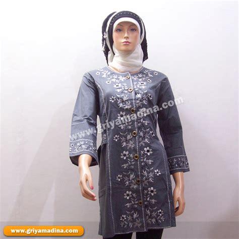 Atasan Kaos Alnita Aa 11 Abu Xxxl baju muslim wanita koleksi 68 madina griya busana muslim busana muslim baju muslim setelan