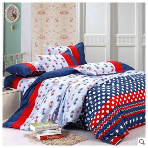 red white and blue bedding red blue and white striped charming polka dots and circles