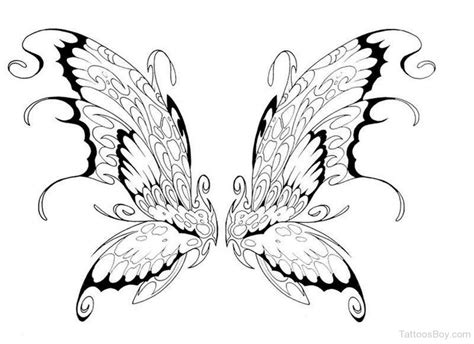 butterfly tattoos designs on chest butterfly tattoos designs pictures page 4