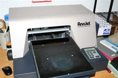 Printer Dtg Anajet Sprint anajet 125 with sprint