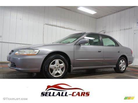 2000 honda accord coupe silver 2000 signet silver metallic honda accord ex v6 sedan