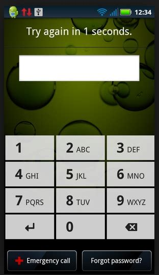 reset android number how to reset android password when you forgot pin how to