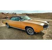 Muscle Car 70 Mercury Montego MX Brougham