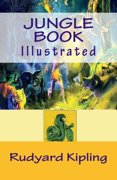 libro the jungle book illustrated the jungle book illustrated by rudyard kipling paperback barnes noble 174