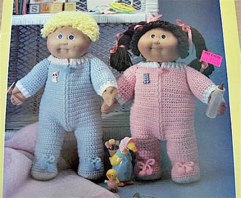 Cabbage Patch Doll Pattern Free Patterns Cabbage Patch