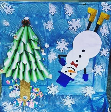 Winter School Decorations by Kindergarten And Elementary Bulletin Boards For 8