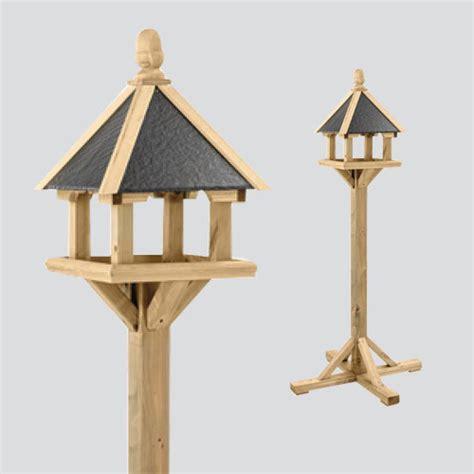 Handmade Bird Tables - wilton bird table