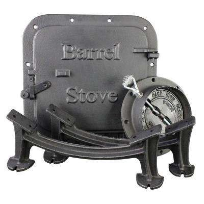 home depot fireplace accessories barrel stove kits fireplace accessories parts the home depot
