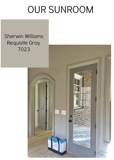 1000 ideas about sherwin williams gray on