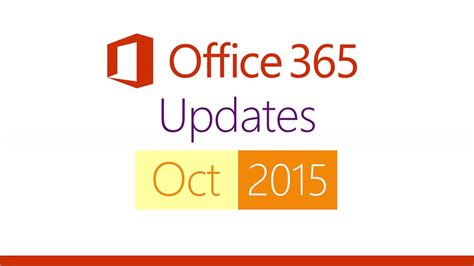Office 365 Deferred Channel Office 365 Channel 28 Images Office 365 更新搶先報 201510