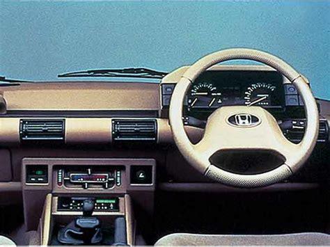 1993 honda crossroad ホンダ クロスロード 1993 10 1994 7 3 9 v8i 4wd フロア 4 at 7人乗り 5ドア