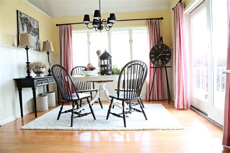 Modern Country Dining Room by Modern Country Dining Room