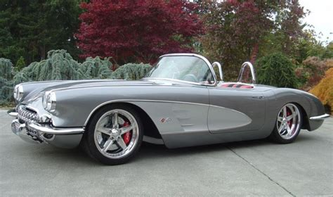 Cadillac On Corvette Chassis by Cadillac Corvette Frame