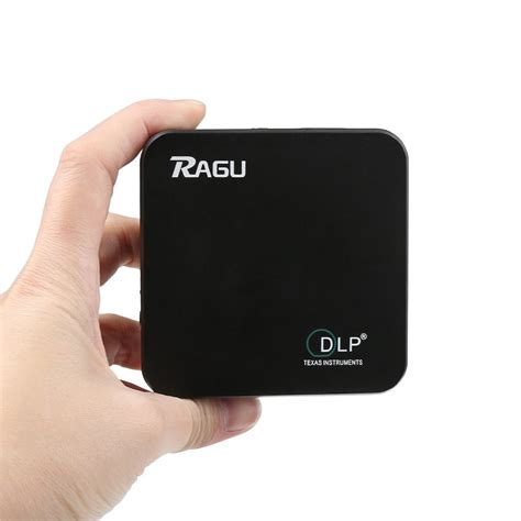 Proyektor Android dlp projector ragu mini pocket pico projector android 4 4