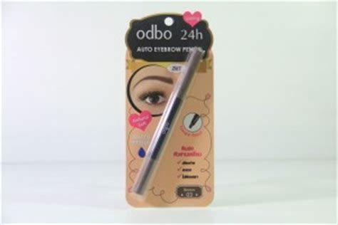 Termurah Eyebrow Pencil 2in1 Pensil Alis 2 Warna Hitam Co toko kosmetik dan bodyshop 187 archive odbo auto