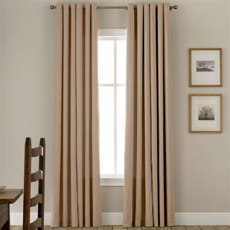 curtains jcpenney home store jcpenney jcp home collection hometm jenner cotton grommet