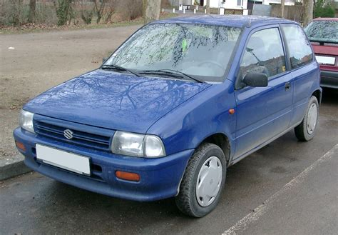 Suzuki Alto Forum Suzuki Alto 1994 199 Smcars Net Car Blueprints Forum