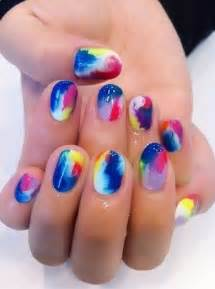 colorful nails 15 colorful nails for summer pretty designs