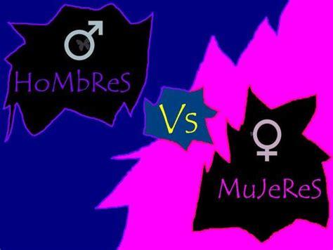 imagenes mujeres vs hombres rinc 243 n de lideres quot hombres vs mujeres quot