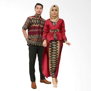 Batik Sarimbit Azkana Etnic baju batik koleksi terbaru 2018 harga murah
