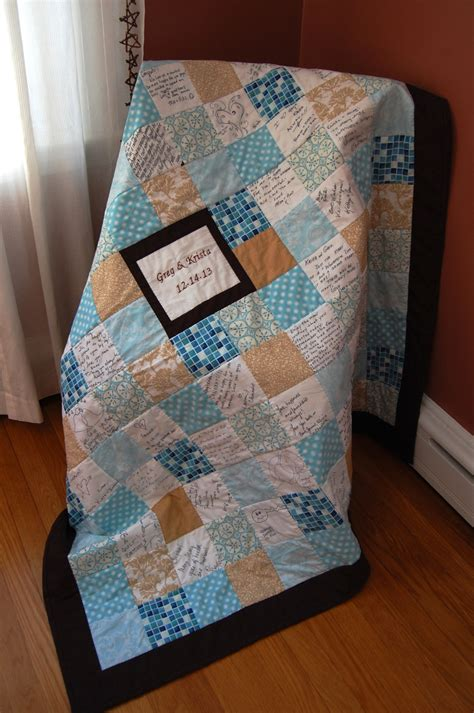 Custom Quilt Makers by Custom Made Signature Quilt Throw Size Your Choice Of