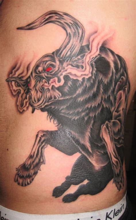 bull tattoo bull tattoos tattoofanblog