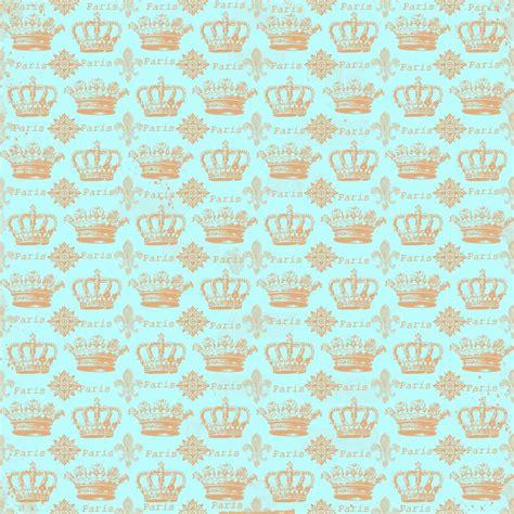 How To Make Digital Scrapbook Paper - free vintage digital sts crown graphics