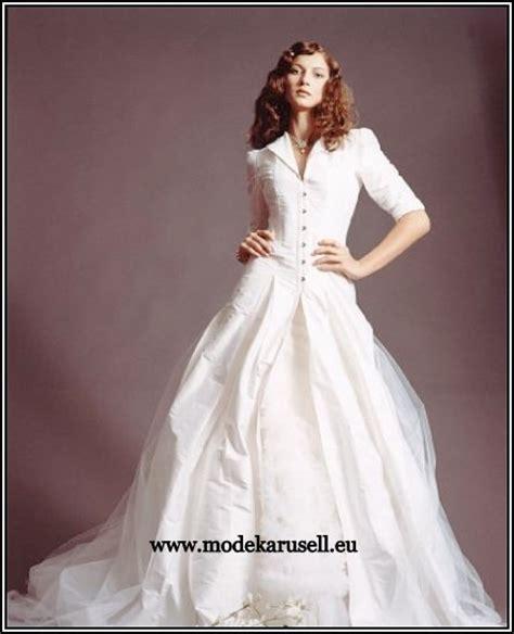 Brautkleider 3 4 Arm winter brautkleid mit 3 4 arm modekarusell