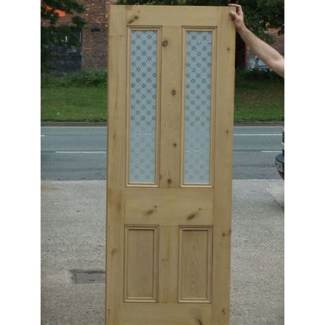 Etched Glass Door Ed005 Etched Glass Door The Regent B Glass For Door Panels