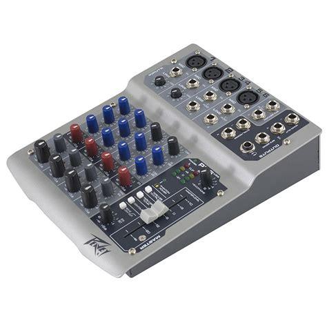 Mixer Audio Usb peavey pv 6 usb 171 mixer