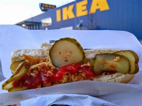 Hotdog Ikea ohne w 252 rstchen bei ikea