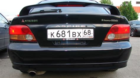 mitsubishi aspire mitsubishi aspire technical specifications and fuel economy