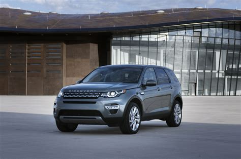 ford range rover 2015 2015 land rover discovery sport first look