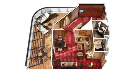 carnival cruise suites floor plan cabin 6091 on nautica cruise critic message board forums