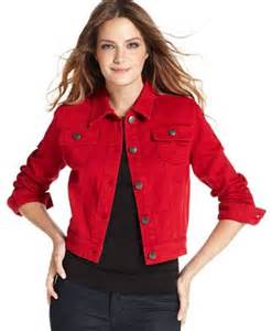 colored womens earl jacket colored denim jackets