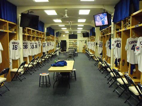 chicago locker room the cubs locker room wrigley field