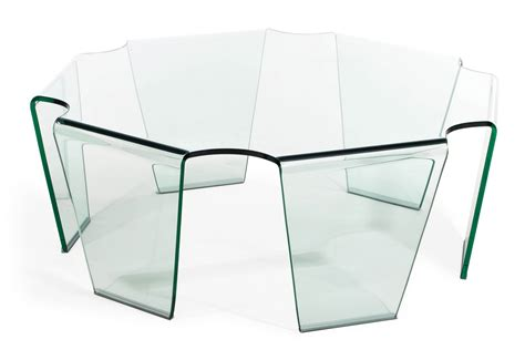 Tempered Glass Table cleo tempered glass coffee table clear glass zuri furniture