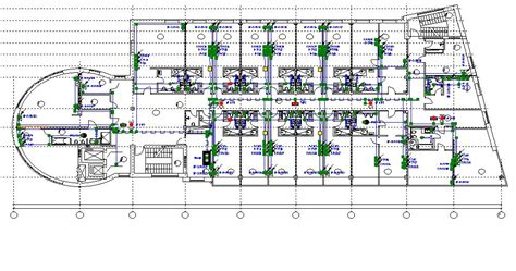 Lan Cable Layout Network Diagram Software For Electric Network Alarm