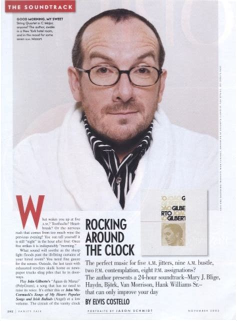 Vanity Fair Magazine Wiki by Vanity Fair November 2002 The Elvis Costello Wiki