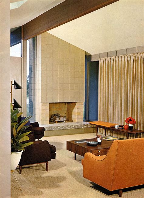 mid century modern interior danish living room furniture 255 best original vintage midcentury interior design