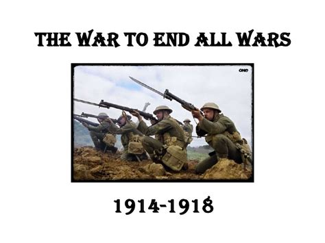 brief introduction to ww1 world war 1 introduction
