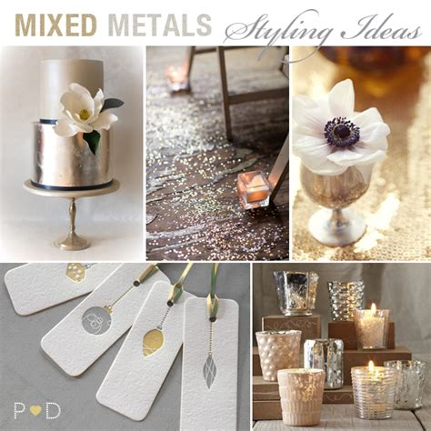 mixing silver and gold home decor evi s blog wedding planning checklist pakistani wedding garland outside wedding venues