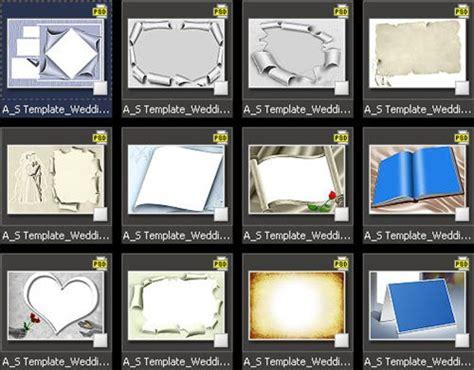 photo album template psd 10 free wedding album templates photoshop images free