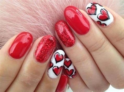 Nägel Idee by Nail E Decorazioni Unghie Gel Per San Valentino 40