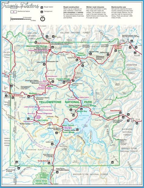 map of big sky montana travel map vacations