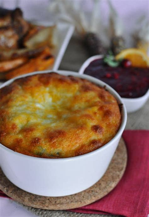 spinach cheese souffle pinterest the world s catalog of ideas